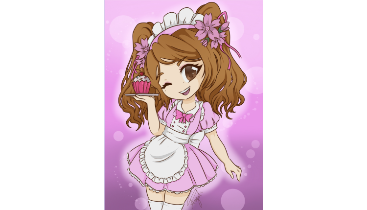 Maid Blossom