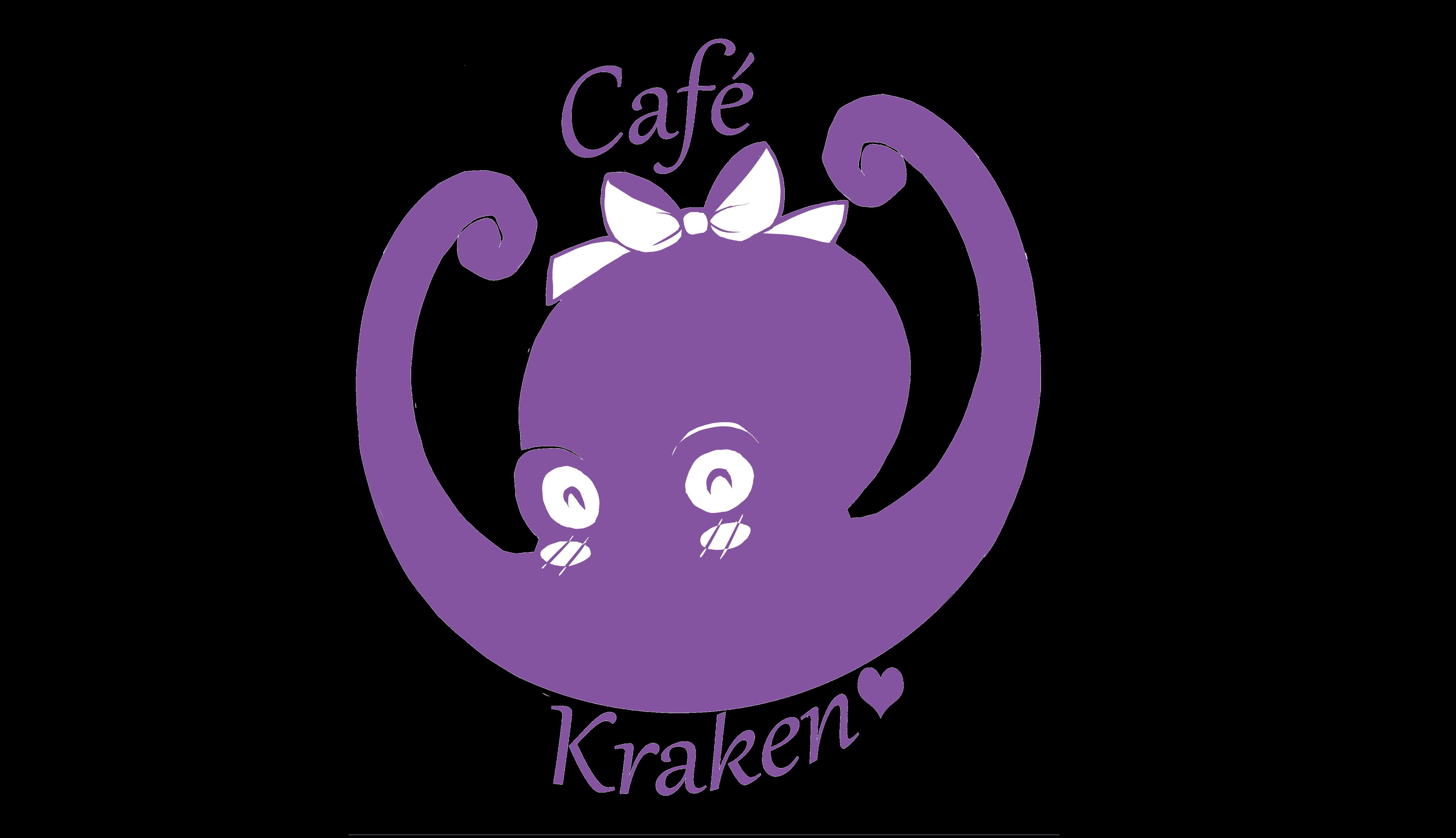 Cafe Kraken Logo