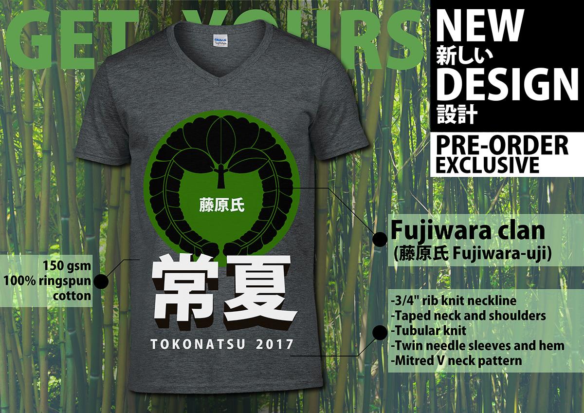 Green Clan: Fujiwara