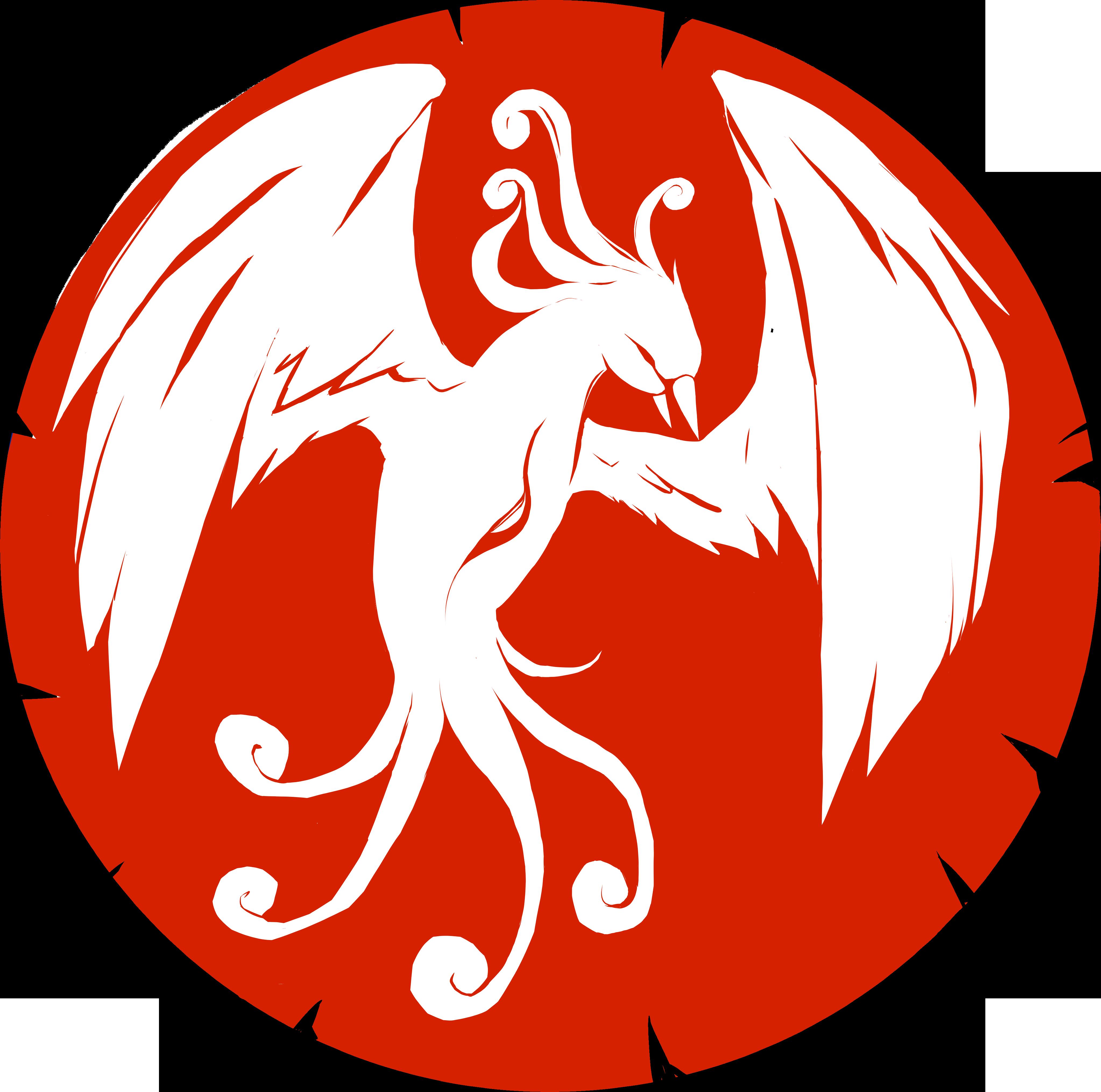 Red Suzaku Logo